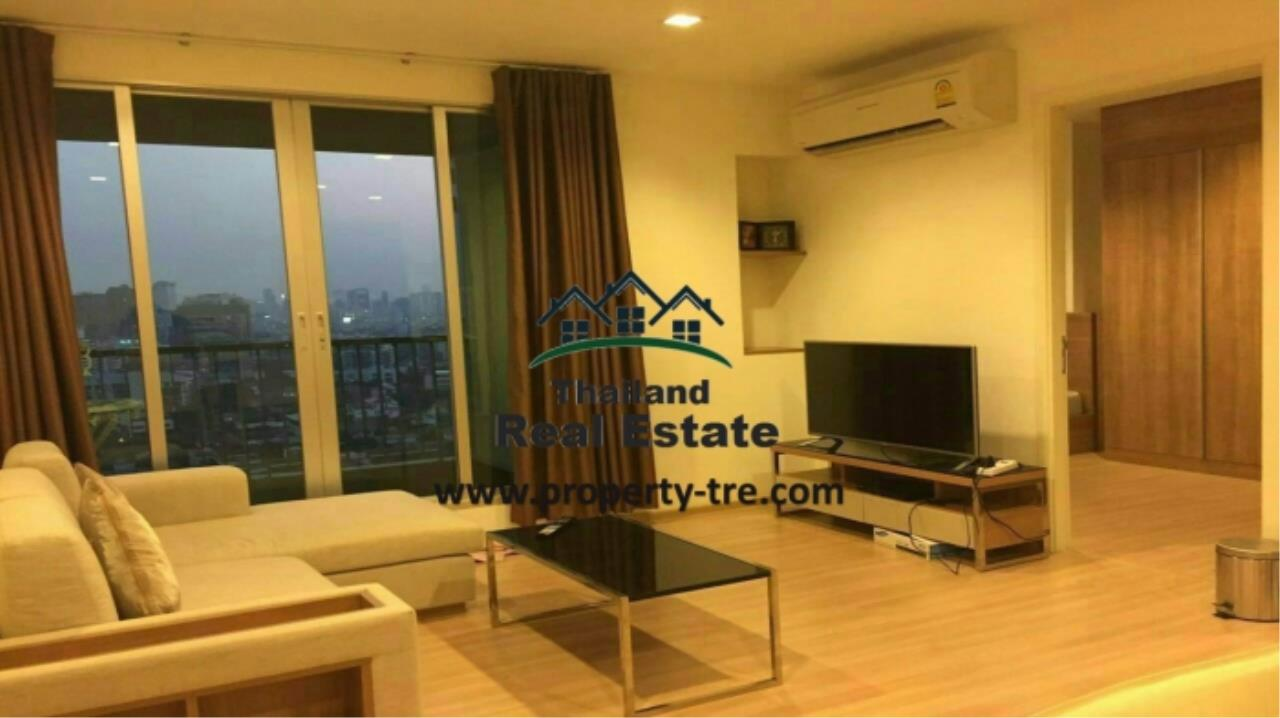 Thailand Real Estate Agency's 2 Bedroom Condo at Rhythm Phahol-Ari near BTS Saphan Khwai(12820) 8