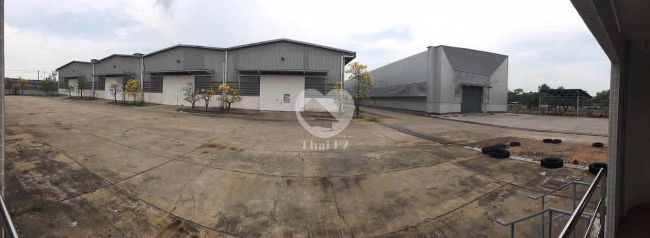 Thai EZ Agency's Factory for sale THB 240,000,000 3