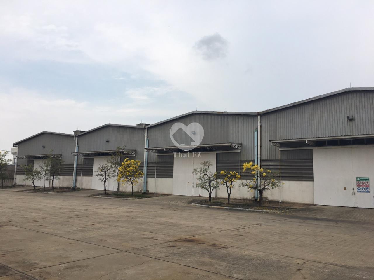 Thai EZ Agency's Factory for sale THB 240,000,000 4
