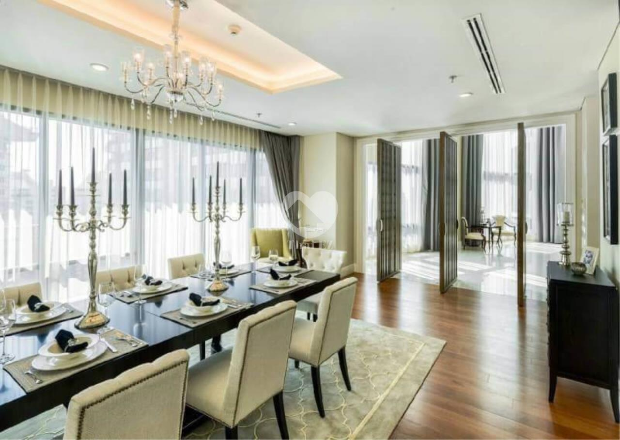 Thai EZ Agency's Luxury Penthouse Duplex for sale THB 120,000,000 Bright Sukhumvit 24 3