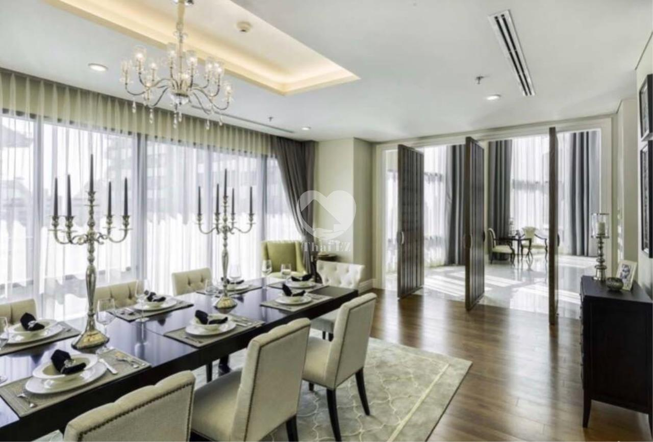 Thai EZ Agency's Luxury Penthouse Duplex for sale THB 120,000,000 Bright Sukhumvit 24 15