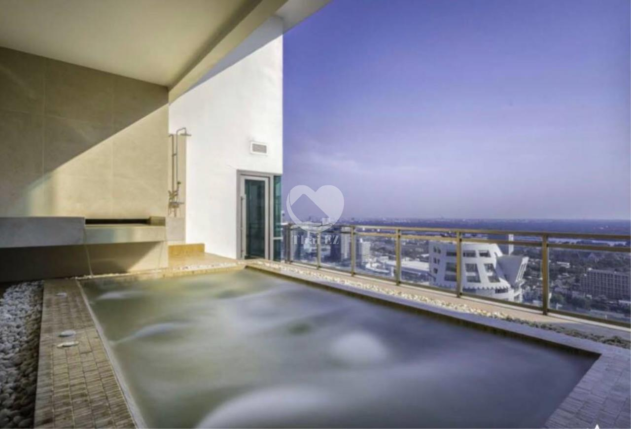 Thai EZ Agency's Luxury Penthouse Duplex for sale THB 120,000,000 Bright Sukhumvit 24 16