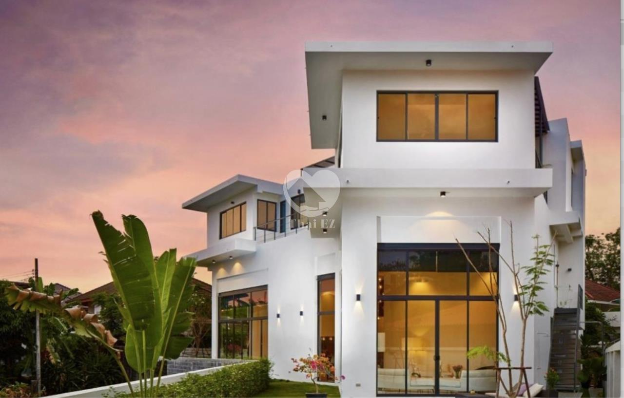 Thai EZ Agency's Beautiful House for Sale 1