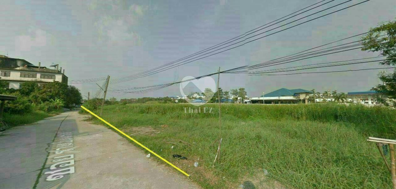 Thai EZ Agency's Land for Sale Ram Indra K.M. 14 1