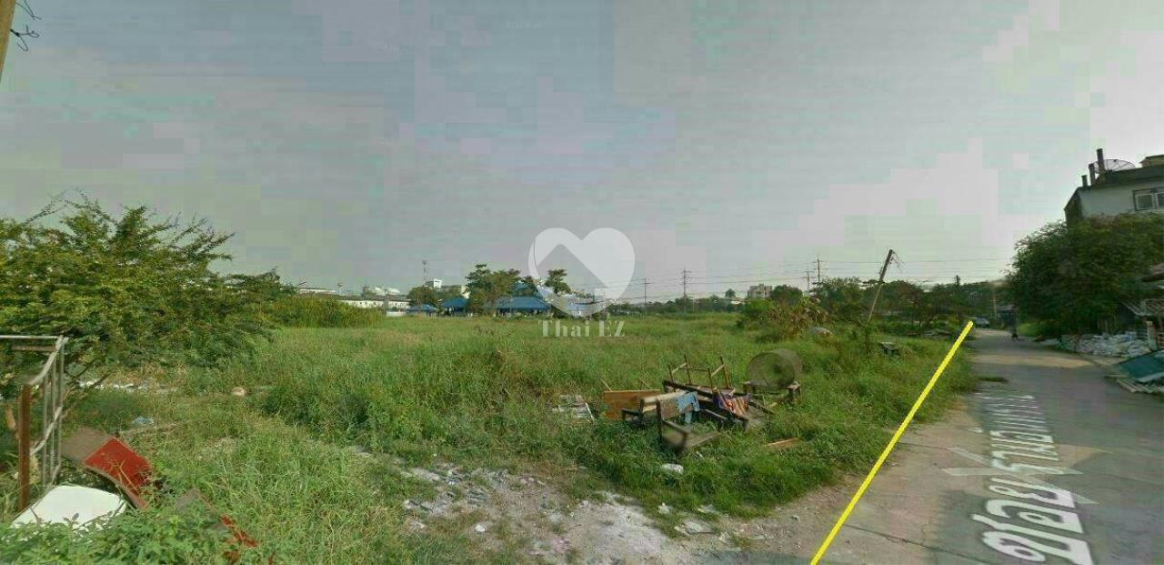 Thai EZ Agency's Land for Sale Ram Indra K.M. 14 2