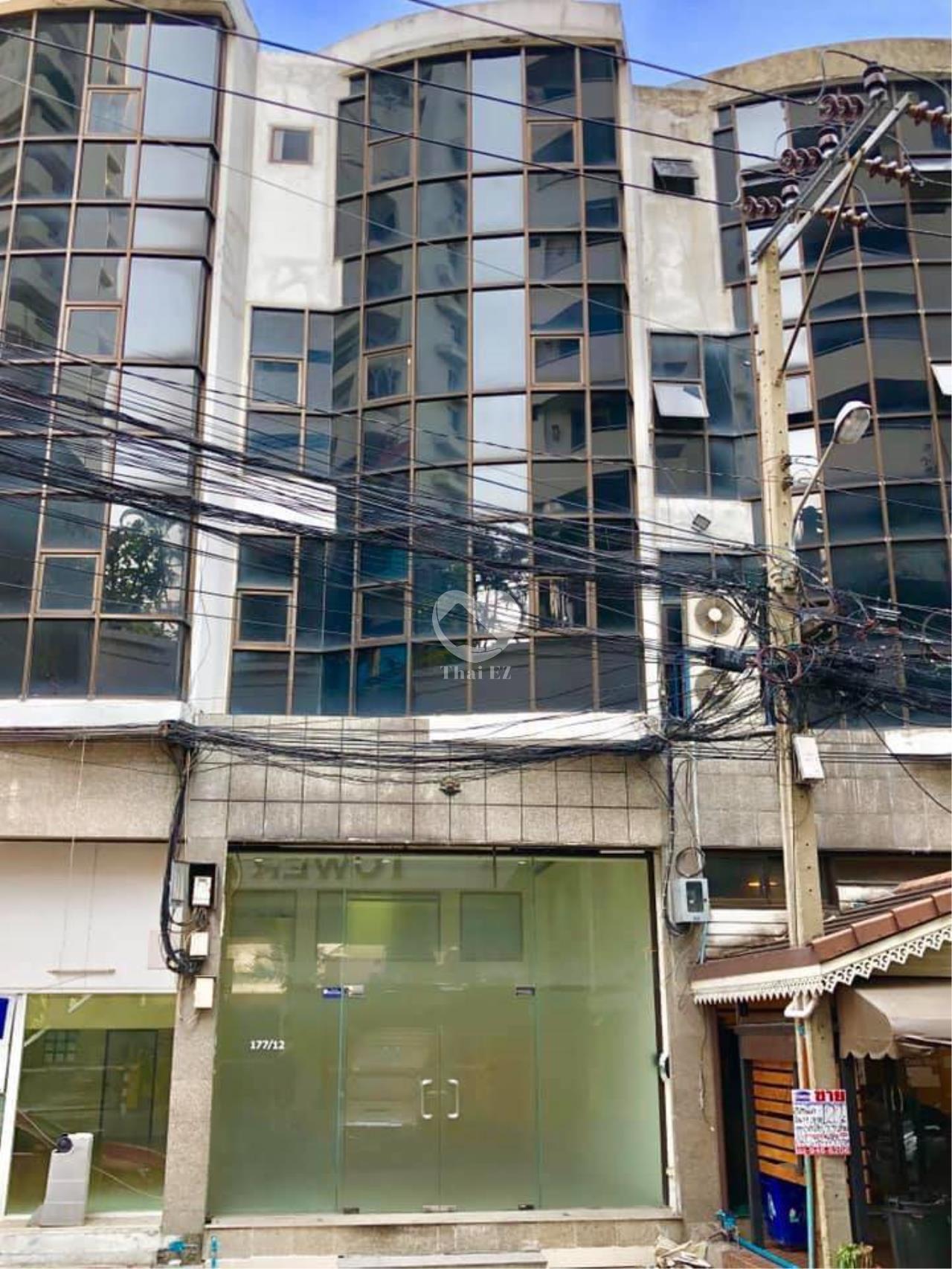 Thai EZ Agency's For Rent Building space for Commercial Sukhumvit soi 39, BTS Phrompong 12