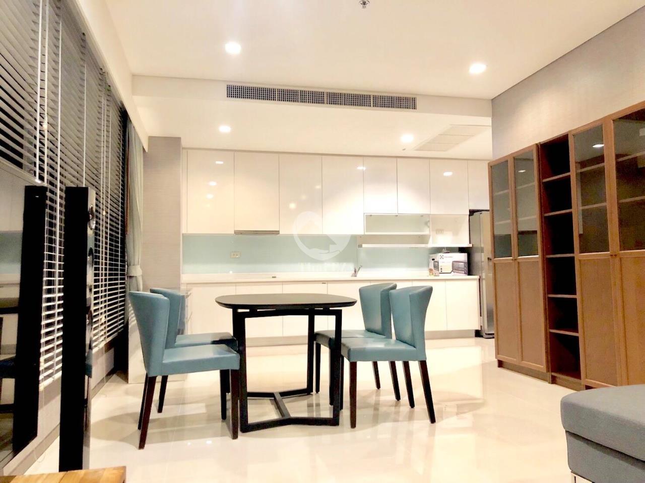 Thai EZ Agency's Amanta  Lumpini - Luxury Condo For RENT!! 8