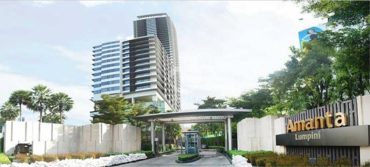 Thai EZ Agency's Amanta  Lumpini - Luxury Condo For RENT!! 13