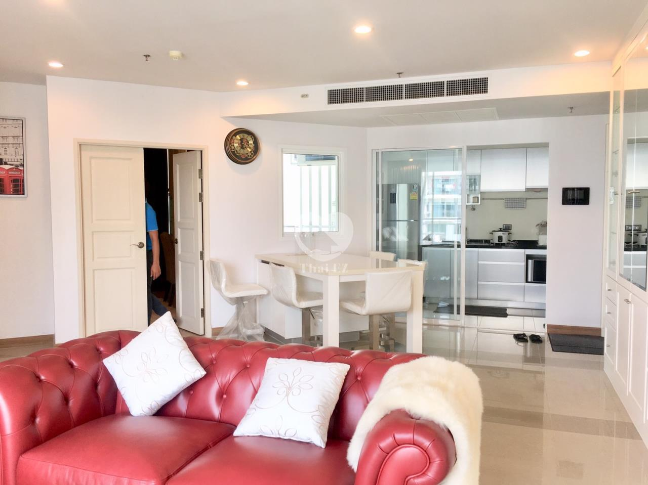 Thai EZ Agency's Supalai Wellington 3bedroom 1