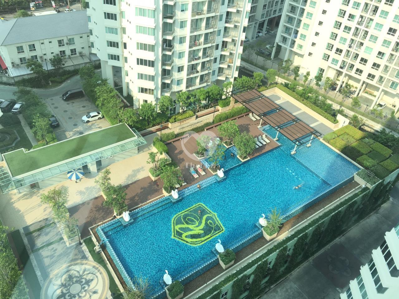 Thai EZ Agency's Supalai Wellington 3bedroom 19
