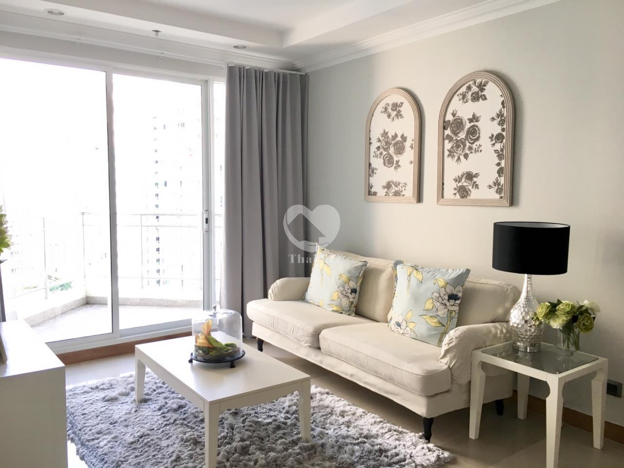 Thai EZ Agency's Supalai Wellington 2bedroom 2