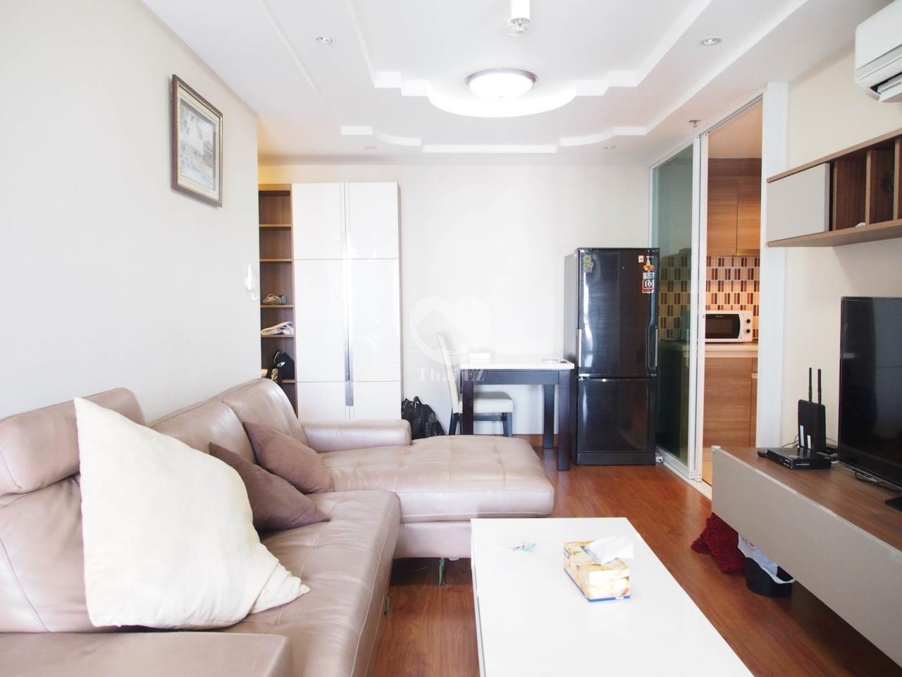 Thai EZ Agency's Belle Rama9 1 bedroom 7