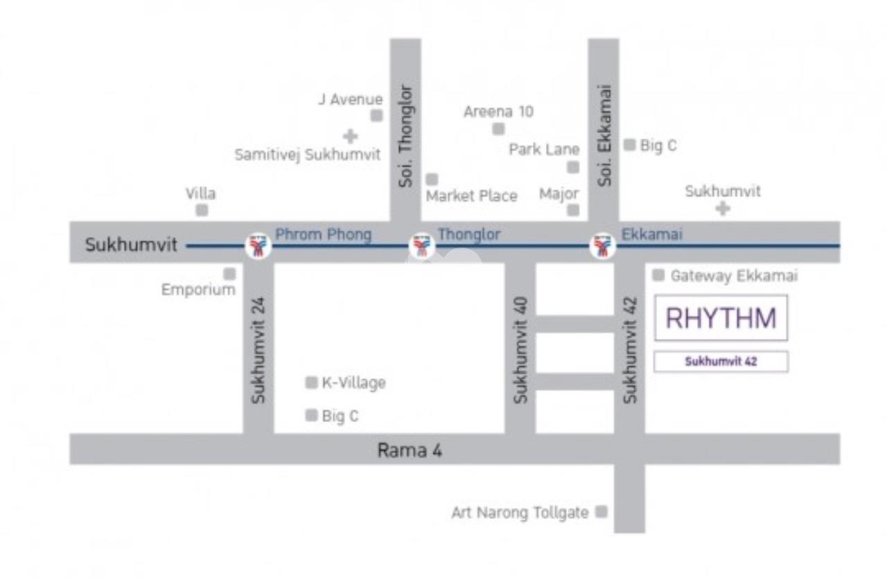 Thai EZ Agency's Rhythm Ekkamai 7
