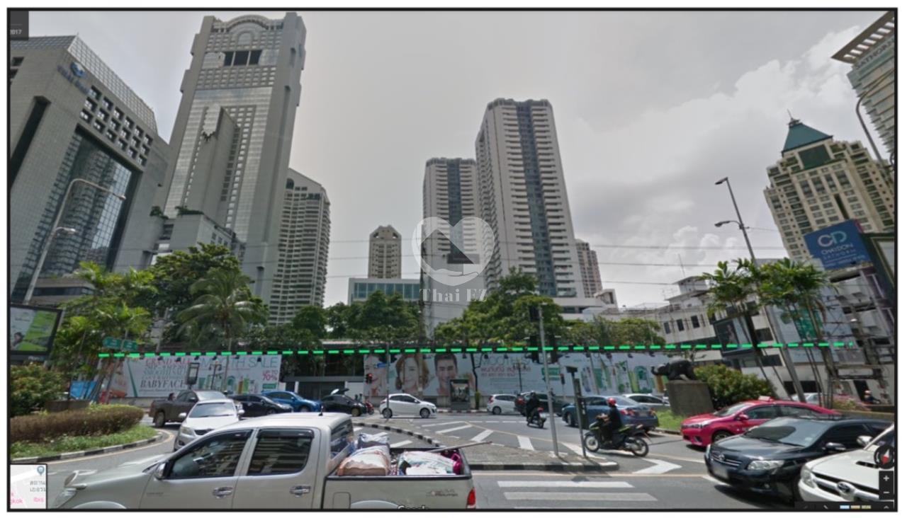 Thai EZ Agency's Land with Commercial building in South Sathorn 1