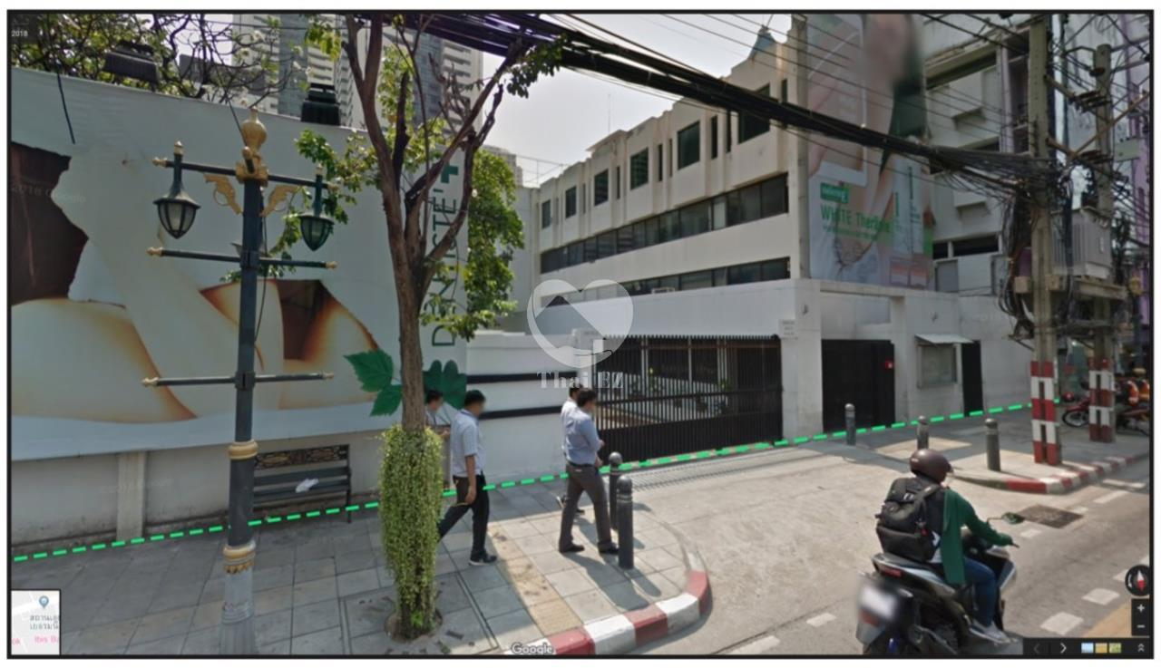 Thai EZ Agency's Land with Commercial building in South Sathorn 3