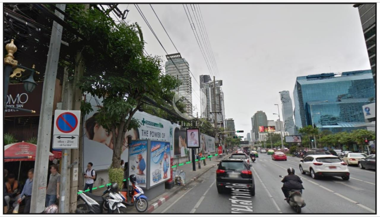 Thai EZ Agency's Land with Commercial building in South Sathorn 4