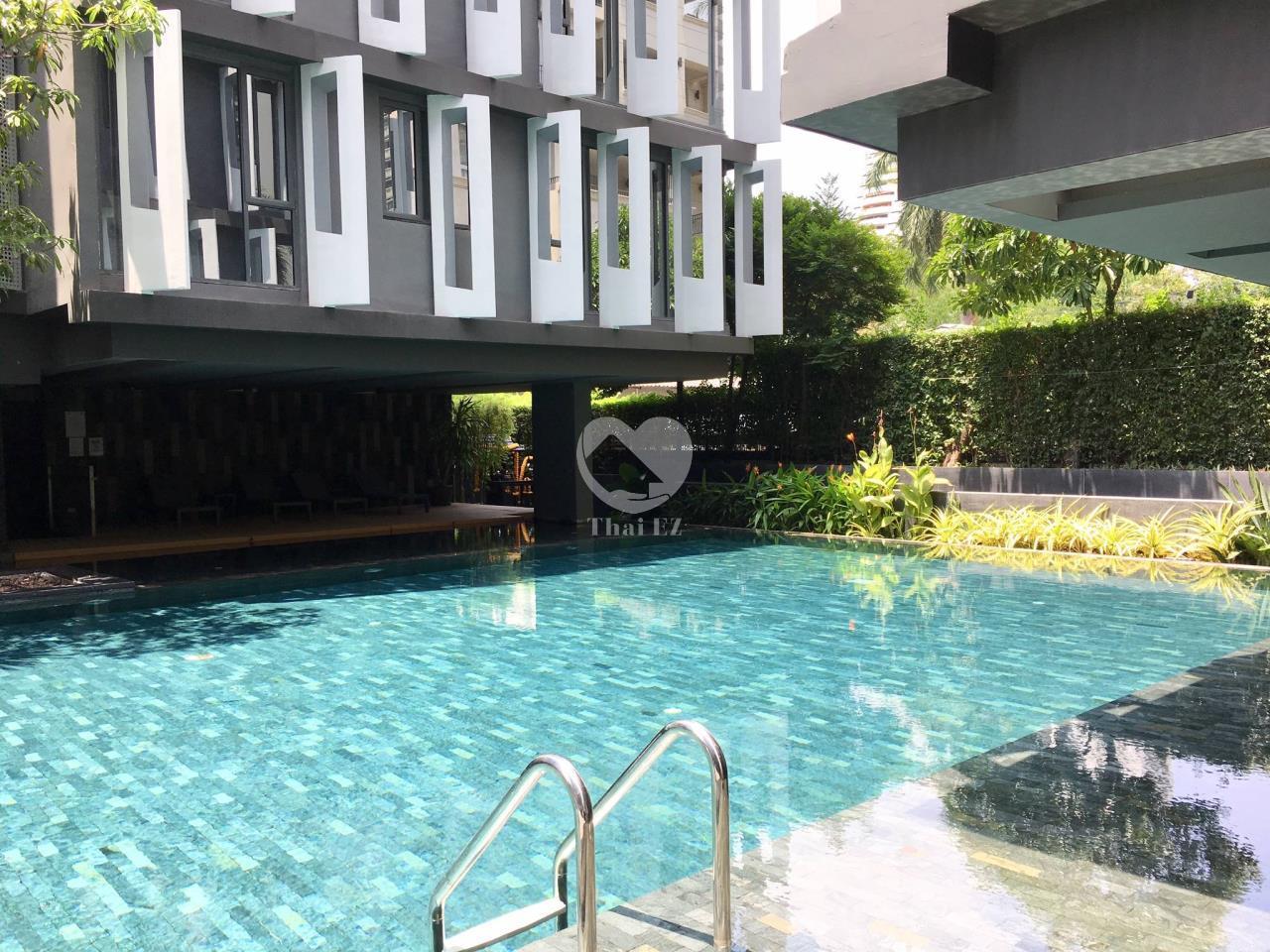 Thai EZ Agency's Siamese Gioia Sukhumvit 39 - 1bedroom 13