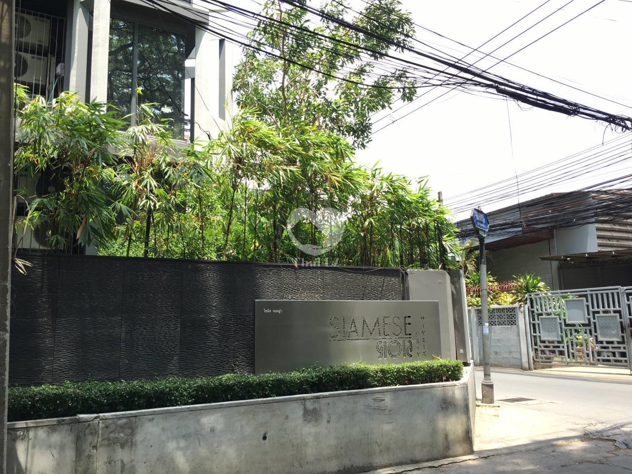 Thai EZ Agency's Siamese Gioia Sukhumvit 39 - 1bedroom 15