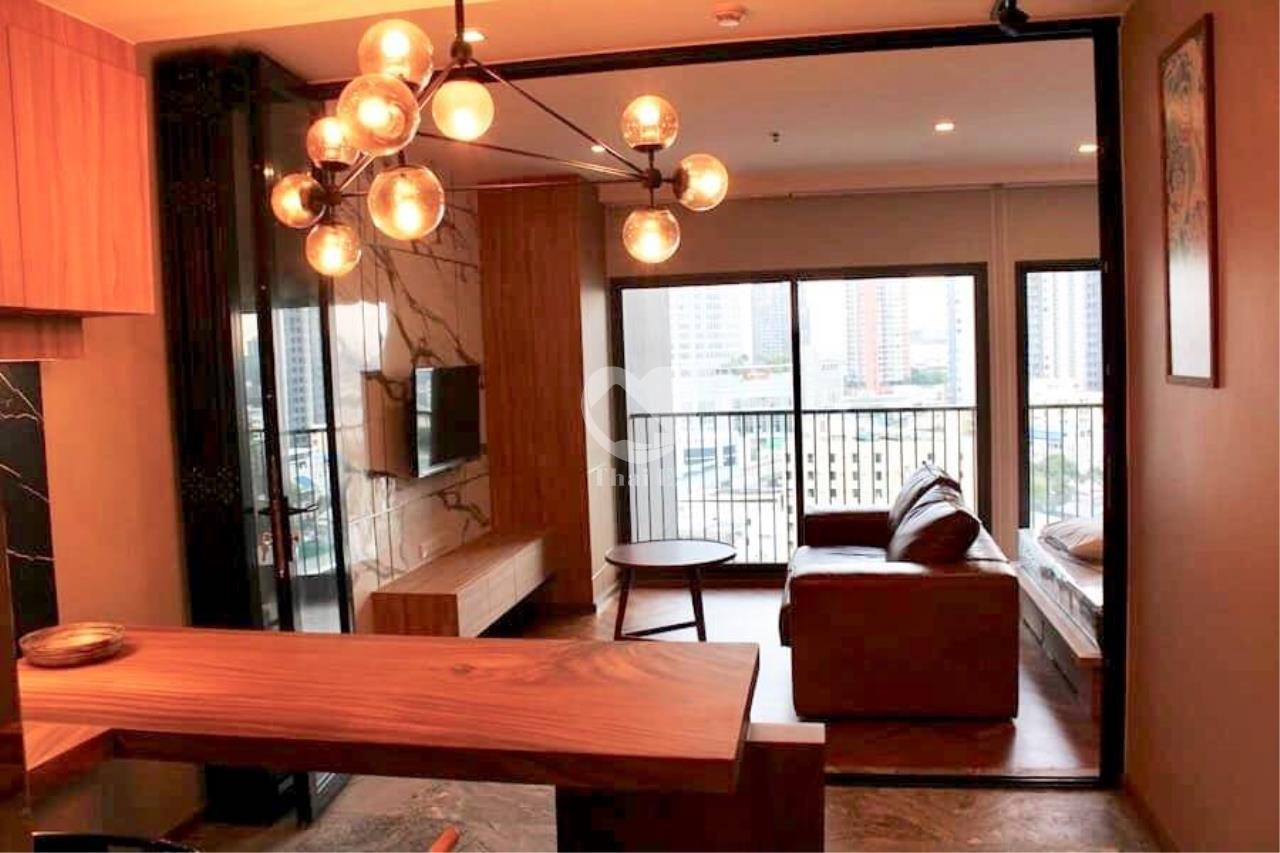 Thai EZ Agency's Noble Remix Thonglor 1bedroom 1