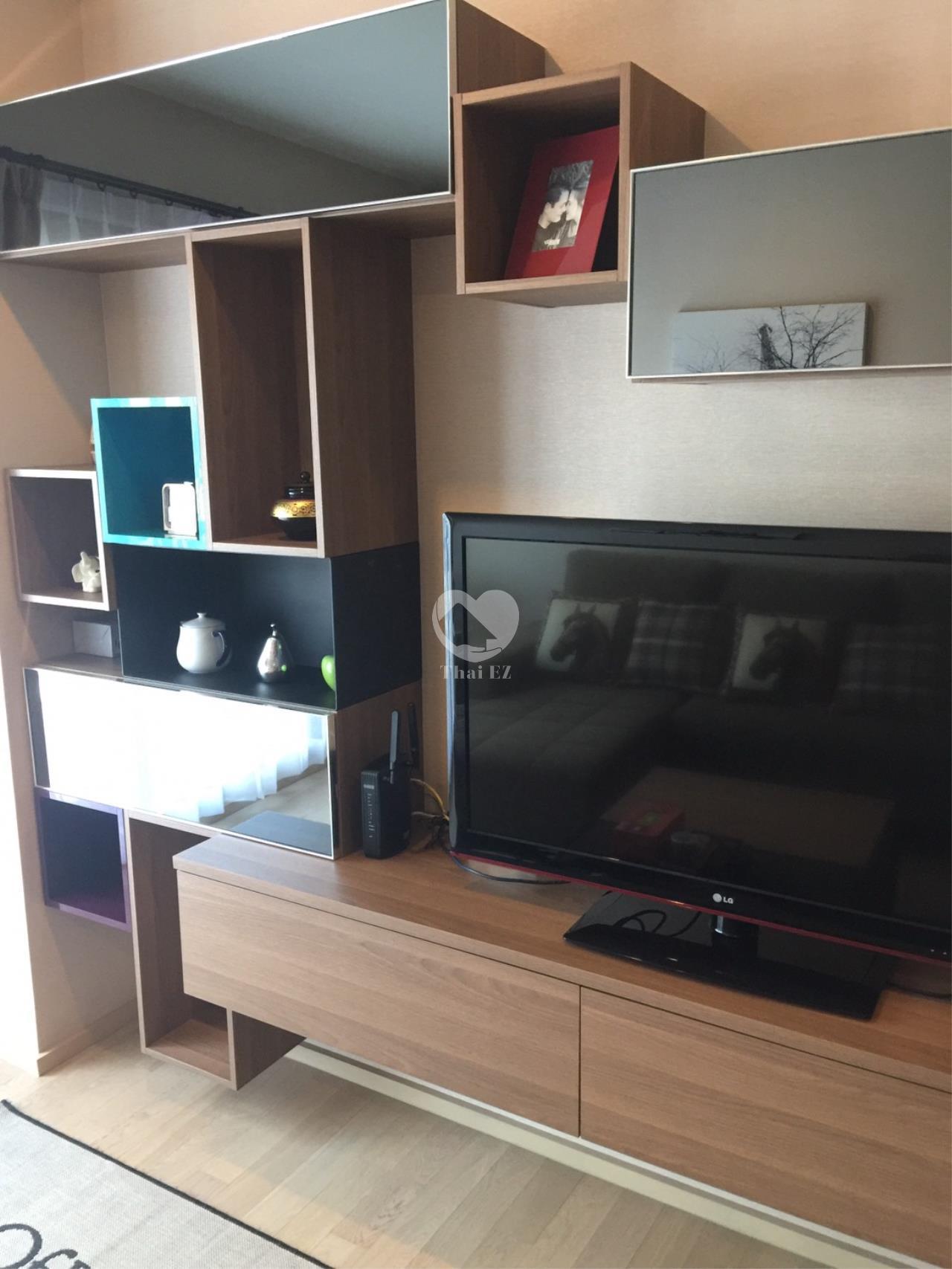 Thai EZ Agency's RENT&SALE - 1 BED Noble Refine 4