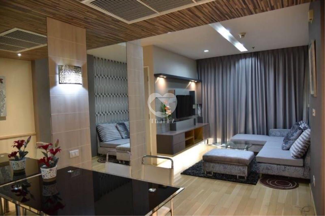 Thai EZ Agency's Siri at Sukhumvit - 2 bed very low price 47K/month 1