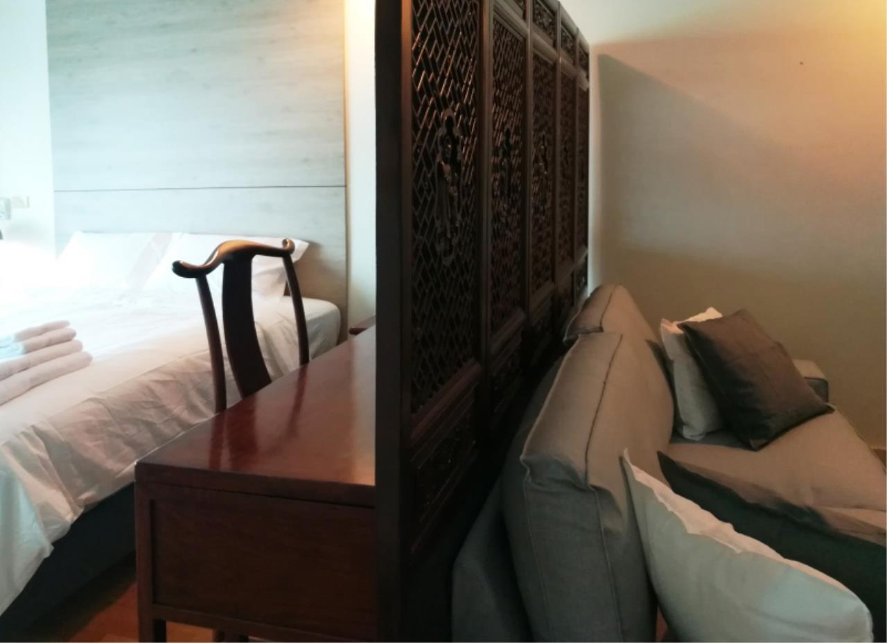 Century21 Skylux Agency's Baan Nonsi / Condo For Rent / 1 Bedroom / 45 SQM / BTS Chong Nonsi / Bangkok 6