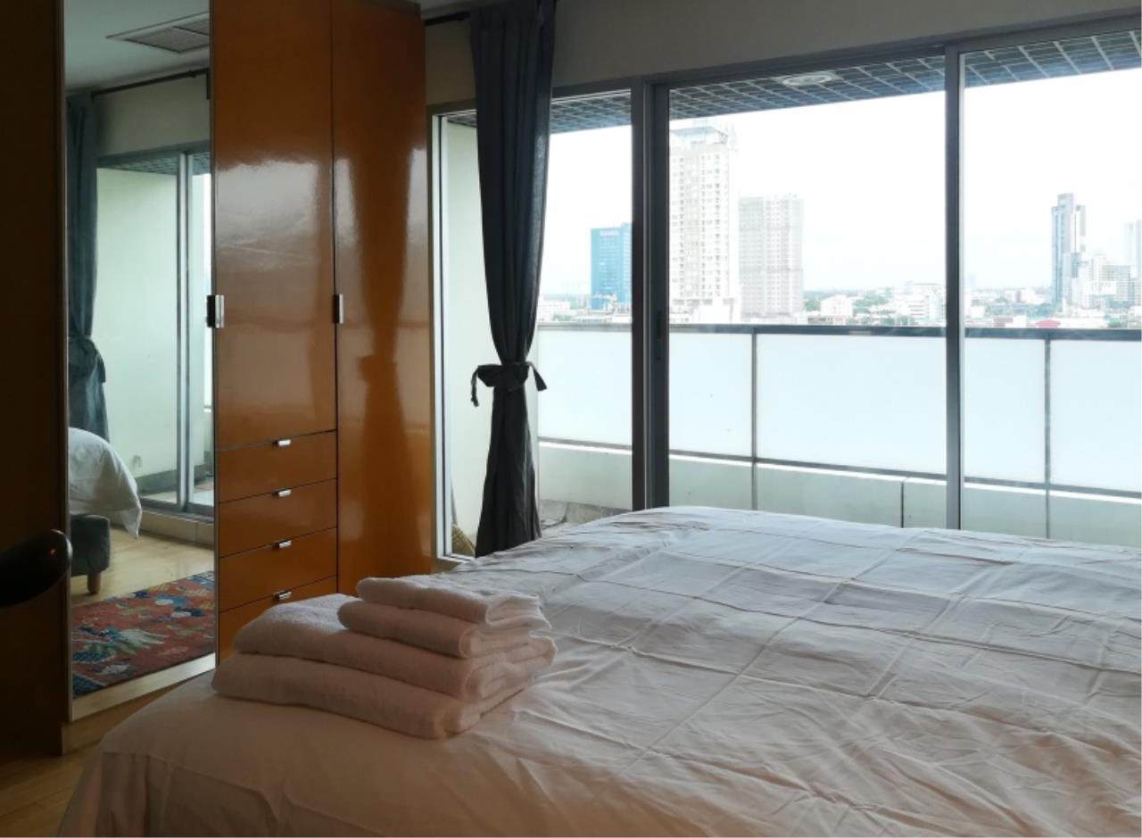 Century21 Skylux Agency's Baan Nonsi / Condo For Rent / 1 Bedroom / 45 SQM / BTS Chong Nonsi / Bangkok 5