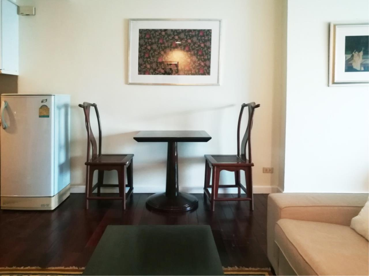 Century21 Skylux Agency's Baan Nonsi / Condo For Rent / 1 Bedroom / 45 SQM / BTS Chong Nonsi / Bangkok 9