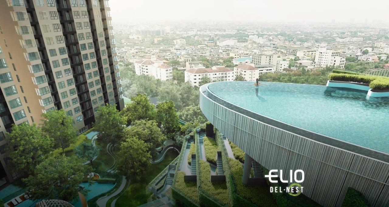 Century21 Skylux Agency's Elio Del Nest Udomsuk / Condo For Sale / 1 Bedroom / 41.5 SQM / BTS Udom Suk / Bangkok 1