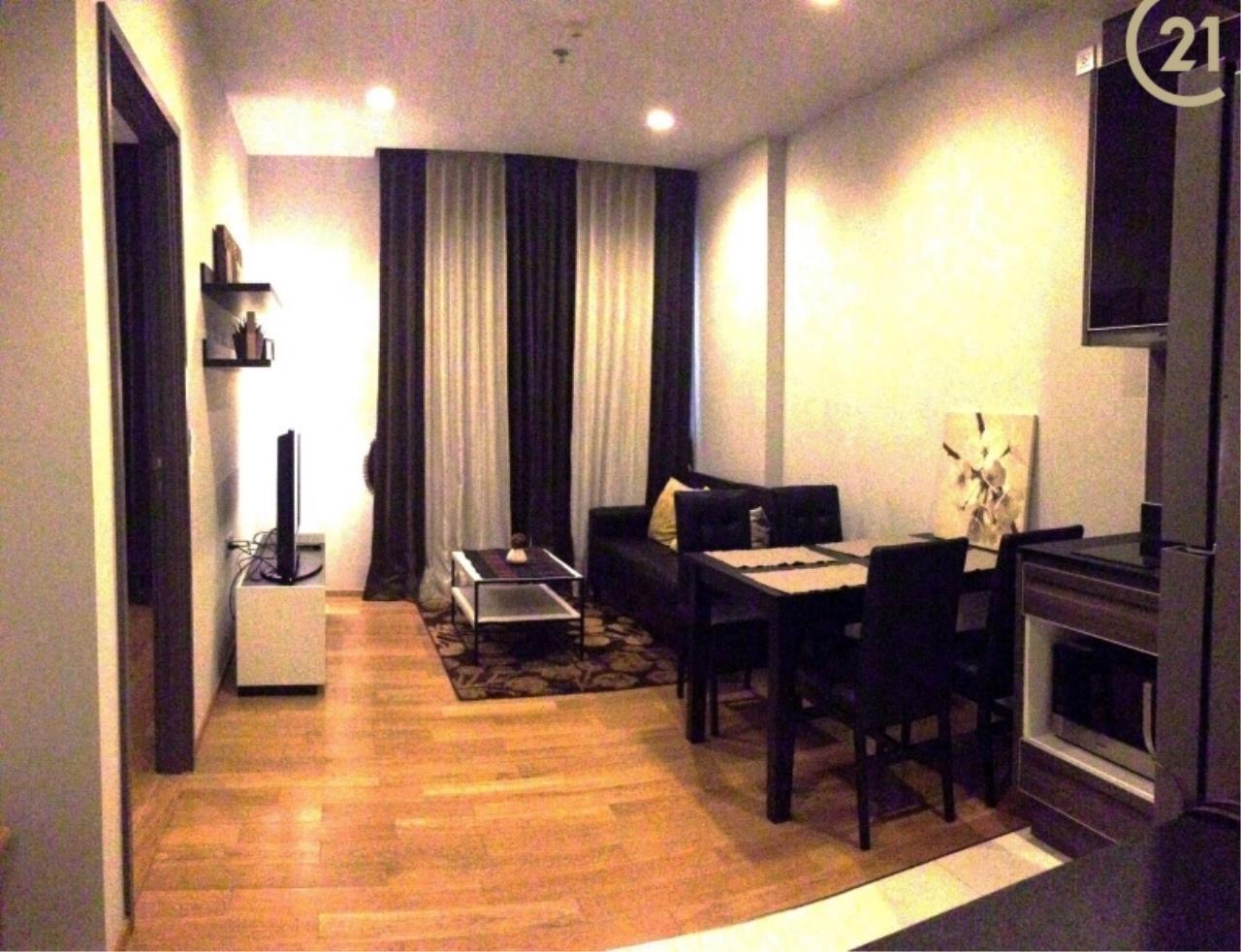 Century21 Skylux Agency's Keyne / Condo For Sale / 1 Bedroom / 47 SQM / BTS Thong Lo / Bangkok 1