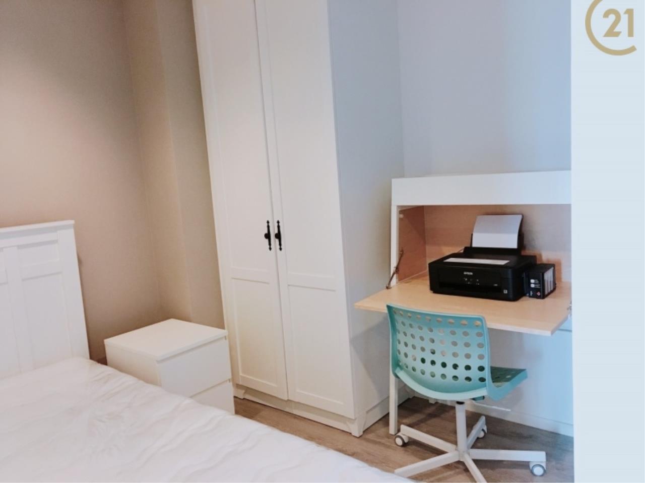 Century21 Skylux Agency's KnightsBridge / Condo For Sale / 2 Bedroom / 62 SQM / BTS Bearing / Bangkok 6