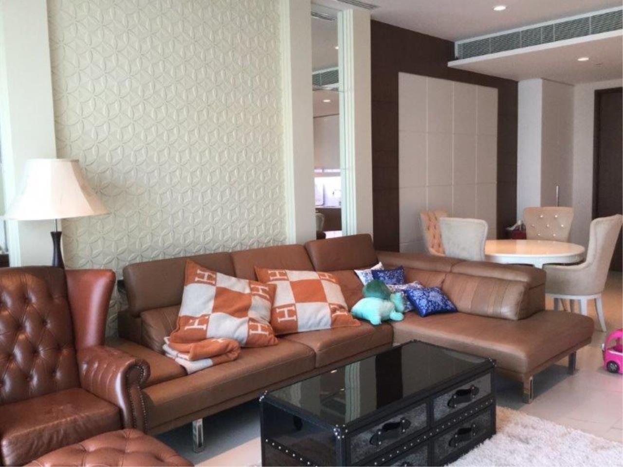 Century21 Skylux Agency's 185 Rajadamri / Condo For Sale / 2 Bedroom / 102 SQM / BTS Ratchadamri / Bangkok 1