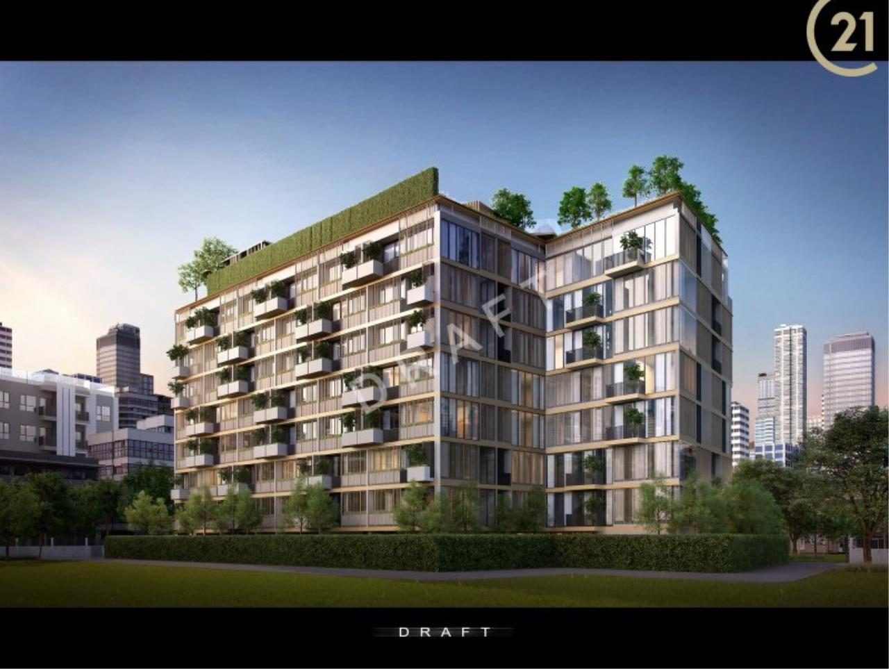 Century21 Skylux Agency's Walden Sukhumvit 39 / Condo For Sale / 1 Bedroom / 34.78 SQM / BTS Phrom Phong / Bangkok 10