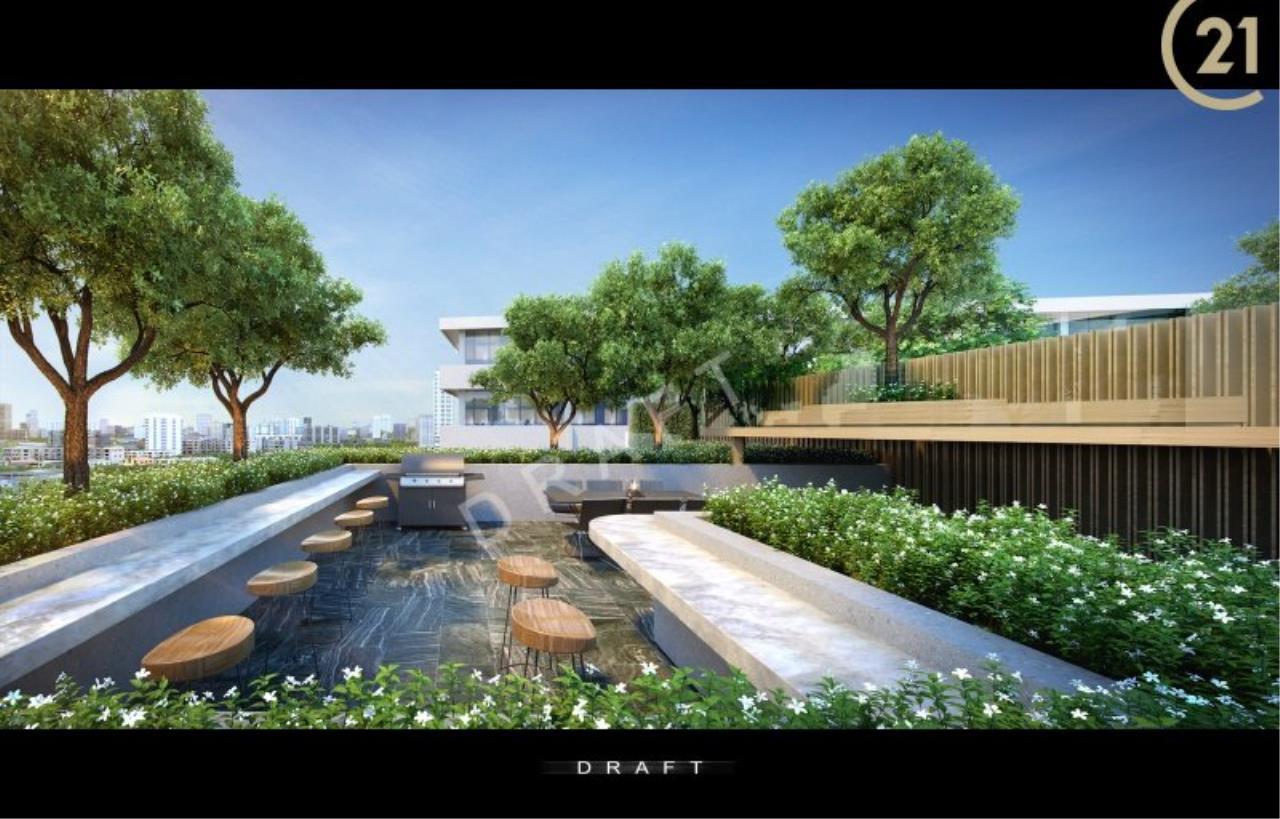 Century21 Skylux Agency's Walden Sukhumvit 39 / Condo For Sale / 1 Bedroom / 34.78 SQM / BTS Phrom Phong / Bangkok 5