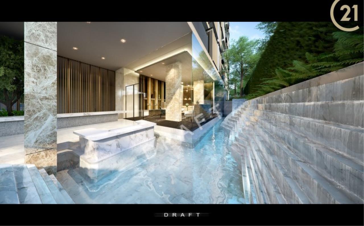 Century21 Skylux Agency's Walden Sukhumvit 39 / Condo For Sale / 1 Bedroom / 34.78 SQM / BTS Phrom Phong / Bangkok 4