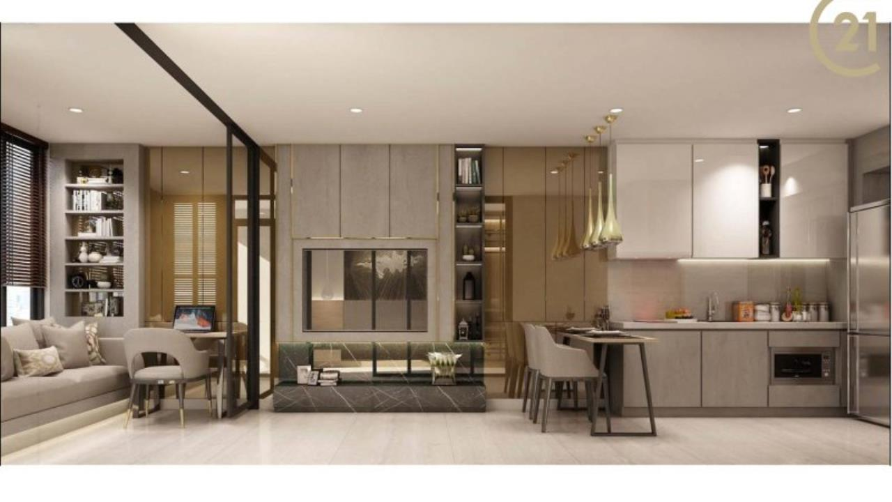 Century21 Skylux Agency's Walden Sukhumvit 39 / Condo For Sale / 1 Bedroom / 34.78 SQM / BTS Phrom Phong / Bangkok 9