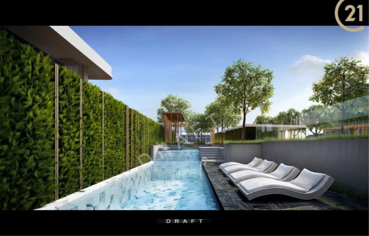 Century21 Skylux Agency's Walden Sukhumvit 39 / Condo For Sale / 1 Bedroom / 34.78 SQM / BTS Phrom Phong / Bangkok 6