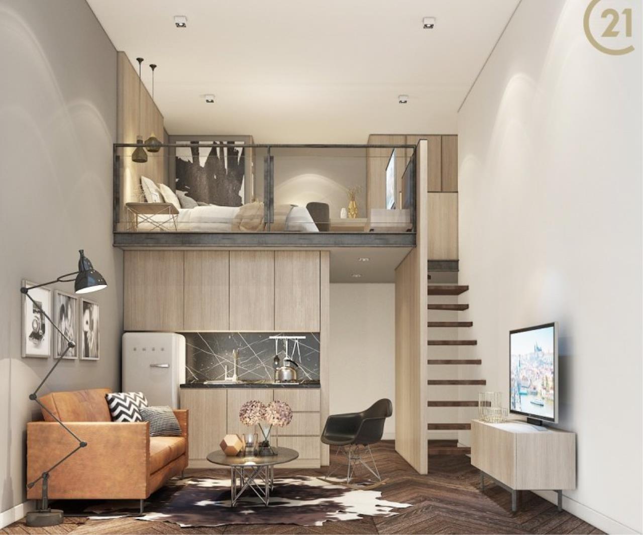 Century21 Skylux Agency's Siamese Sukhumvit / Condo For Sale / 1 Bedroom / 44.39 SQM / BTS On Nut / Bangkok 1