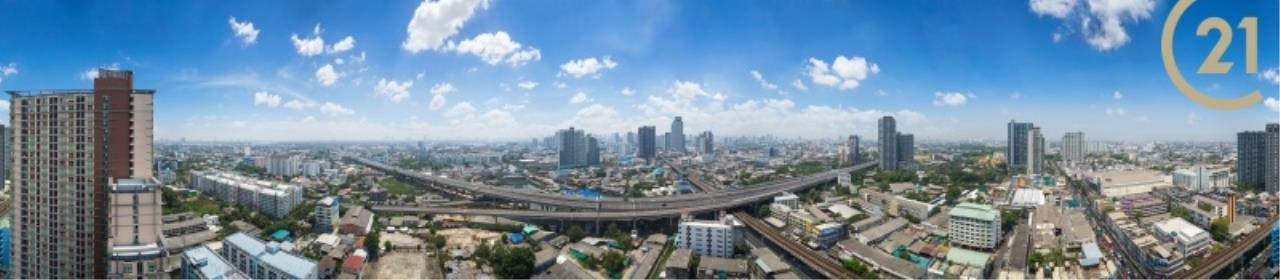 Century21 Skylux Agency's Siamese Sukhumvit / Condo For Sale / 1 Bedroom / 44.39 SQM / BTS On Nut / Bangkok 6