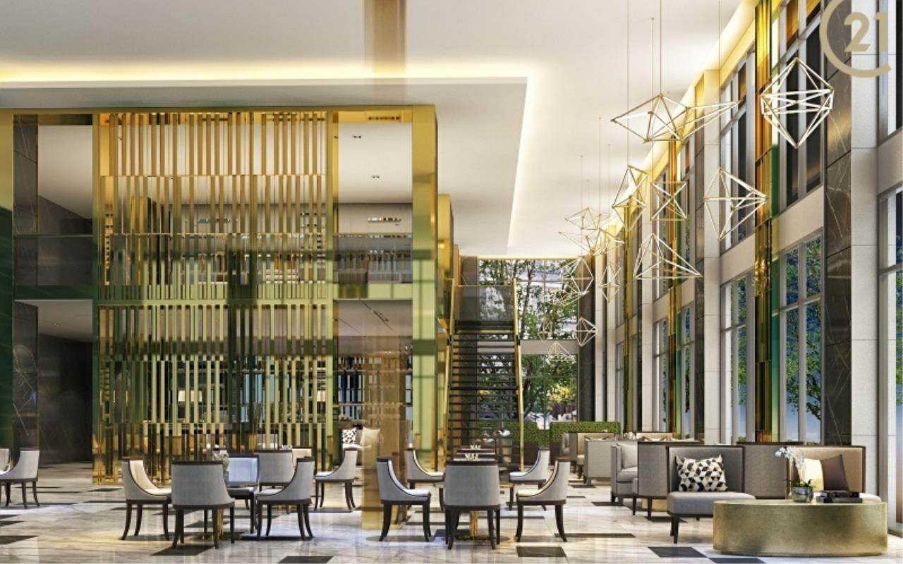 Century21 Skylux Agency's Siamese Sukhumvit / Condo For Sale / 1 Bedroom / 44.39 SQM / BTS On Nut / Bangkok 11