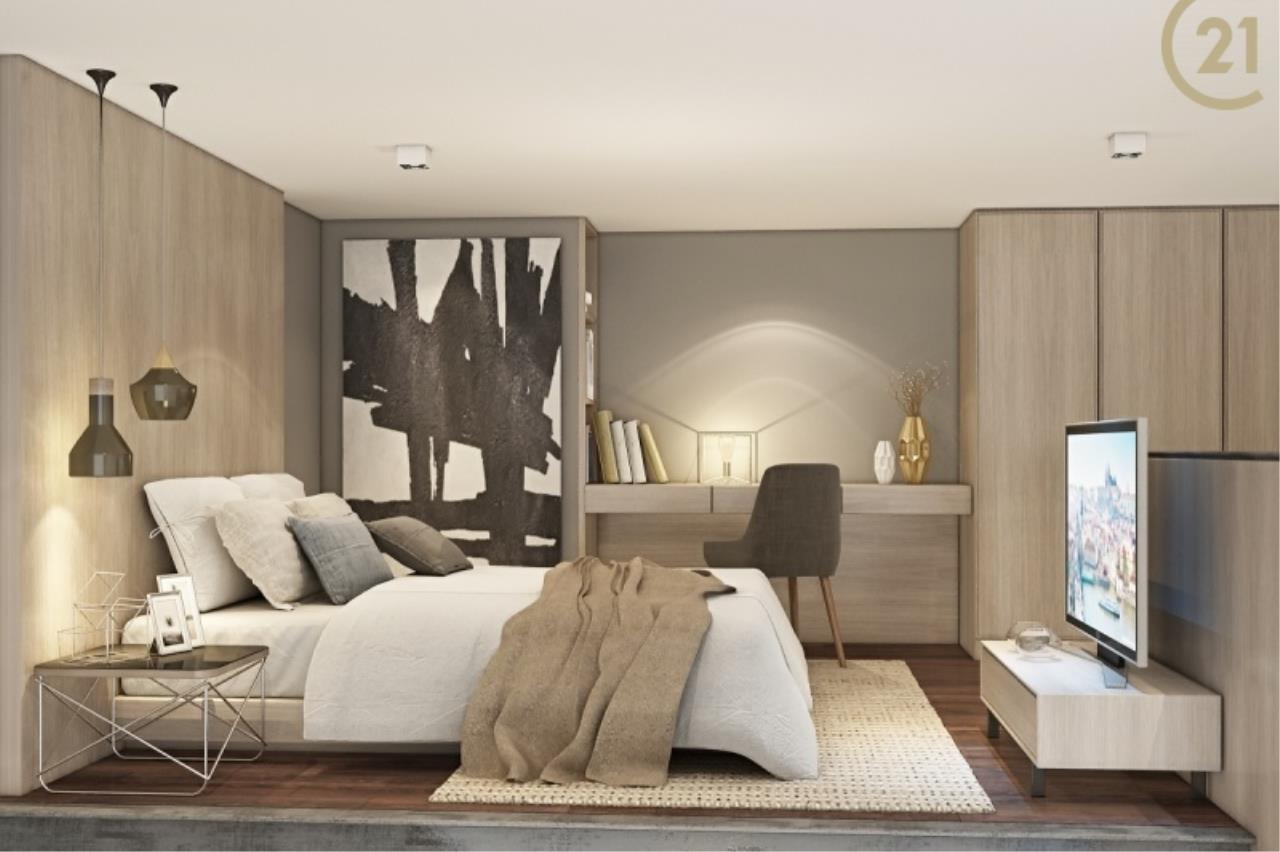 Century21 Skylux Agency's Siamese Sukhumvit / Condo For Sale / 1 Bedroom / 44.39 SQM / BTS On Nut / Bangkok 3