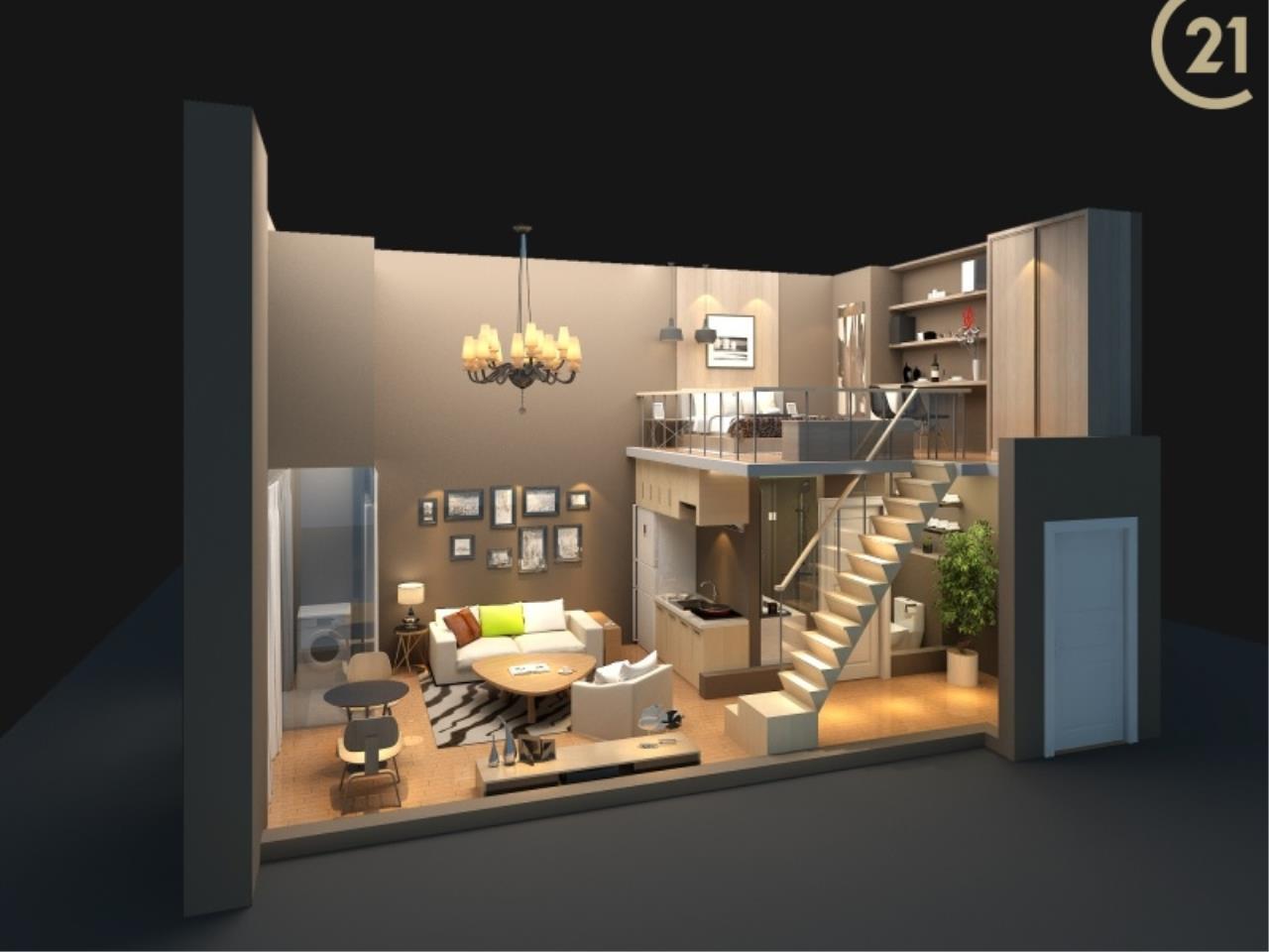 Century21 Skylux Agency's Siamese Sukhumvit / Condo For Sale / 1 Bedroom / 44.39 SQM / BTS On Nut / Bangkok 5