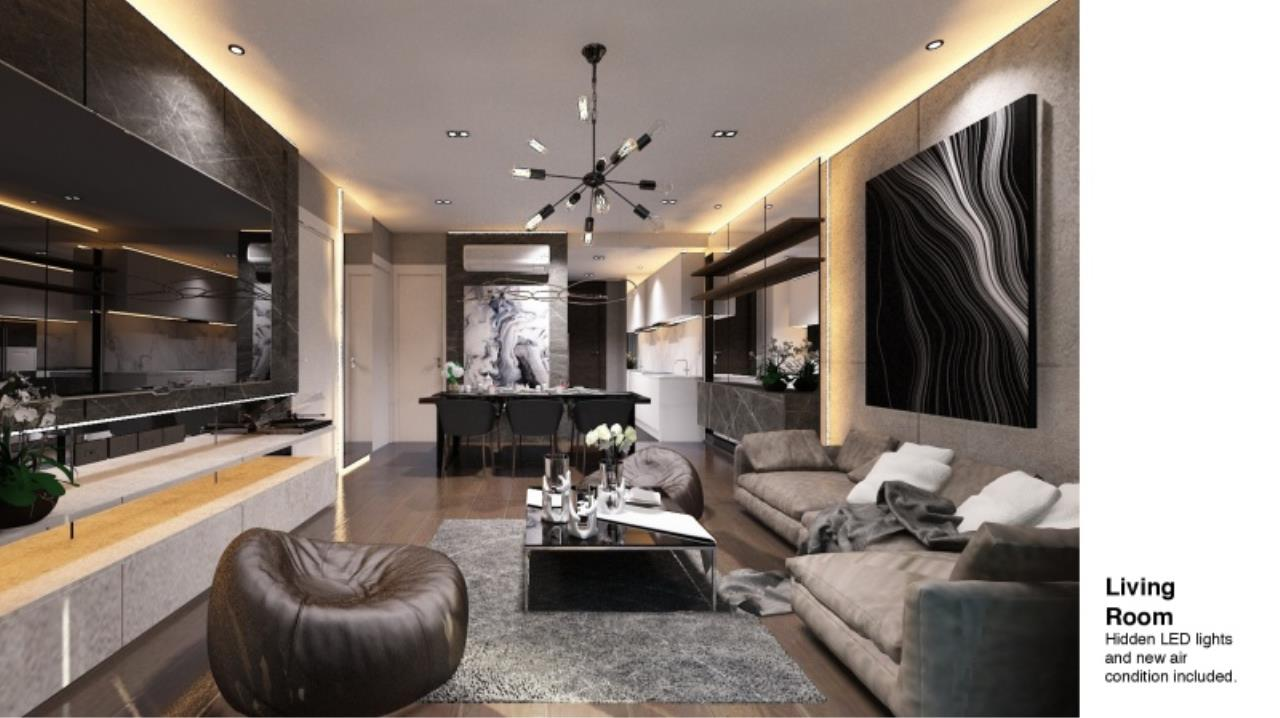 Century21 Skylux Agency's A Space I.D. Asoke-Ratchada / Condo For Sale / 2 Bedroom / 74 SQM / MRT Phra Ram 9 / Bangkok 1