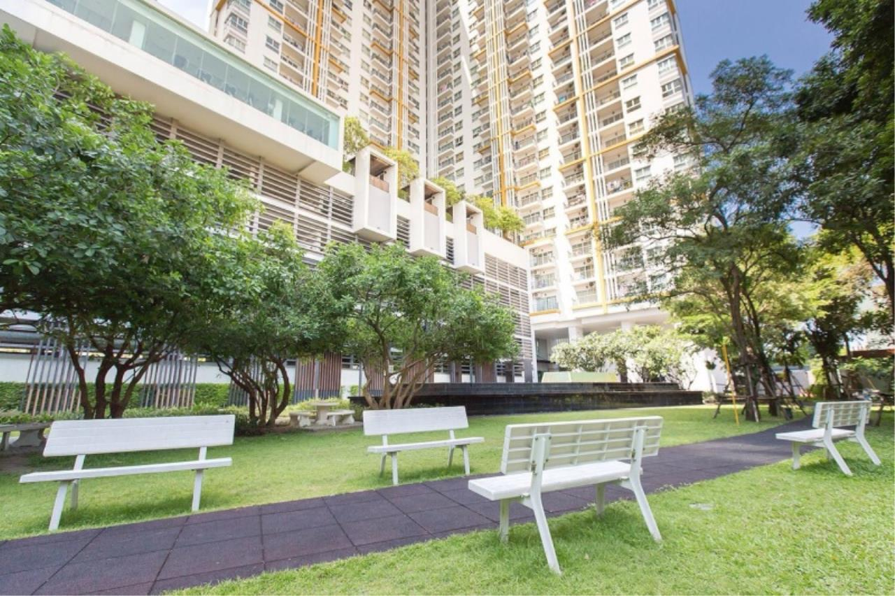 Century21 Skylux Agency's The Parkland Taksin-Thapra / Condo For Sale / 1 Bedroom / 35 SQM / BTS Talat Phlu / Bangkok 11