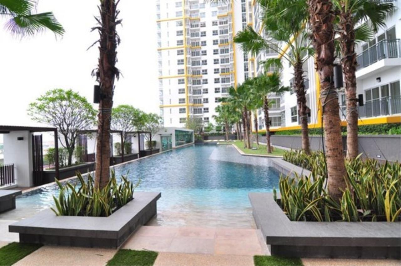 Century21 Skylux Agency's The Parkland Taksin-Thapra / Condo For Sale / 1 Bedroom / 35 SQM / BTS Talat Phlu / Bangkok 8