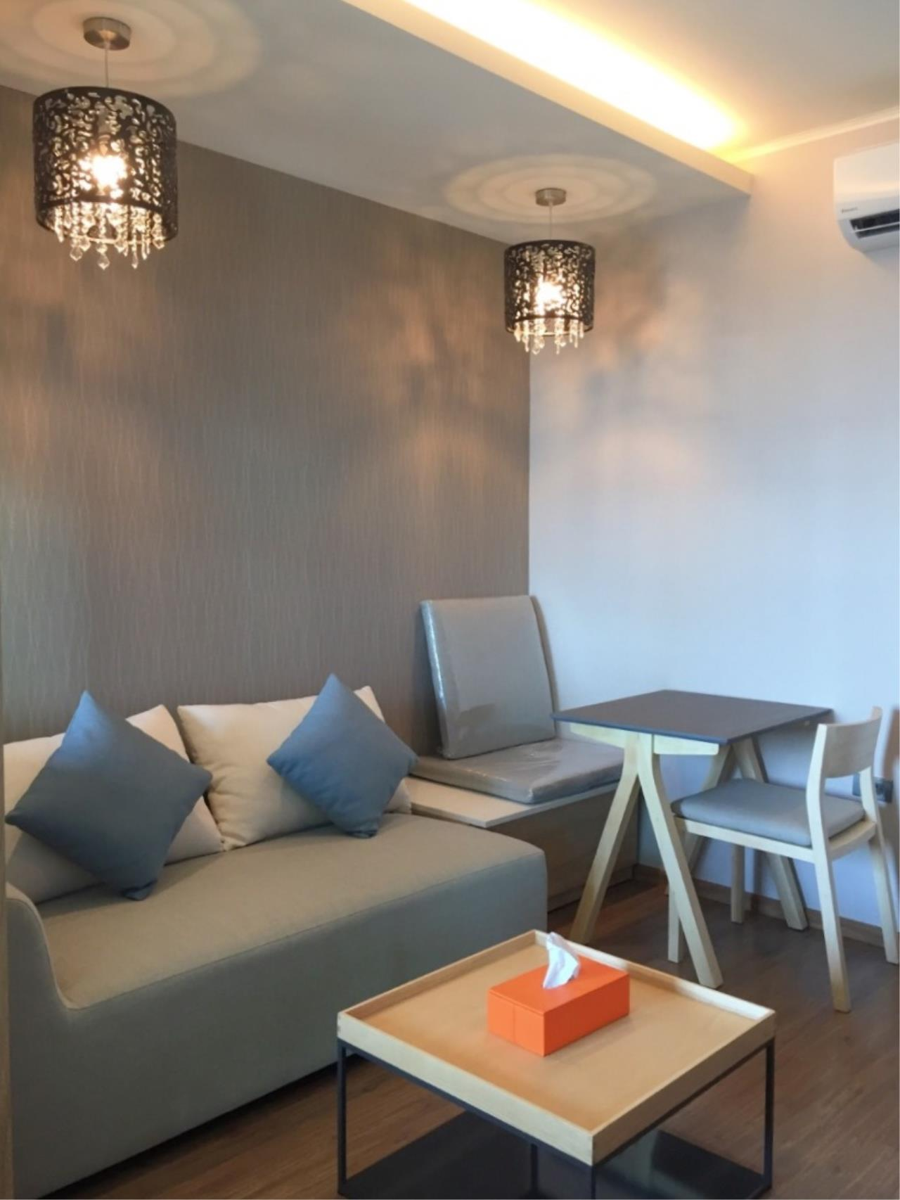 Century21 Skylux Agency's U Delight Residence Riverfront Rama 3 / Condo For Sale / 1 Bedroom / 35 SQM / BTS Saphan Taksin / Bangkok 1