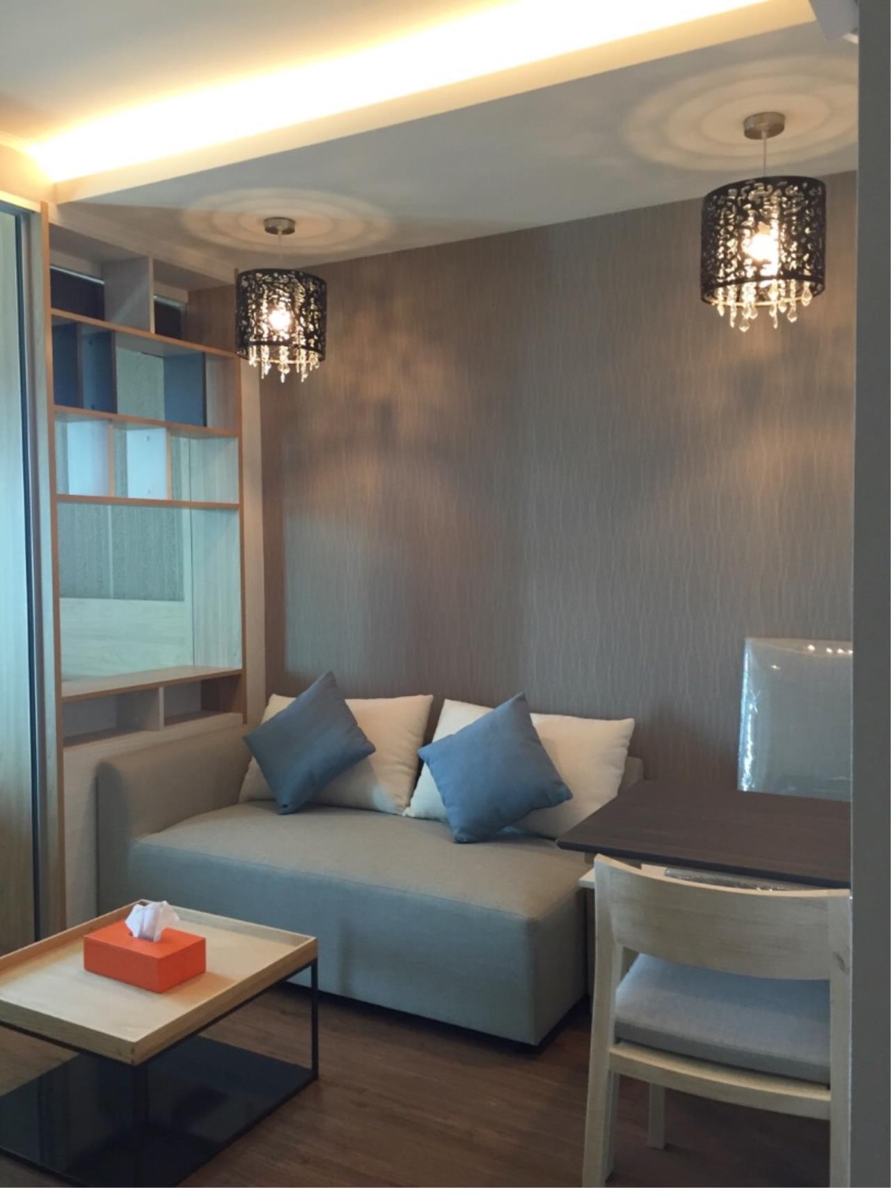 Century21 Skylux Agency's U Delight Residence Riverfront Rama 3 / Condo For Sale / 1 Bedroom / 35 SQM / BTS Saphan Taksin / Bangkok 3