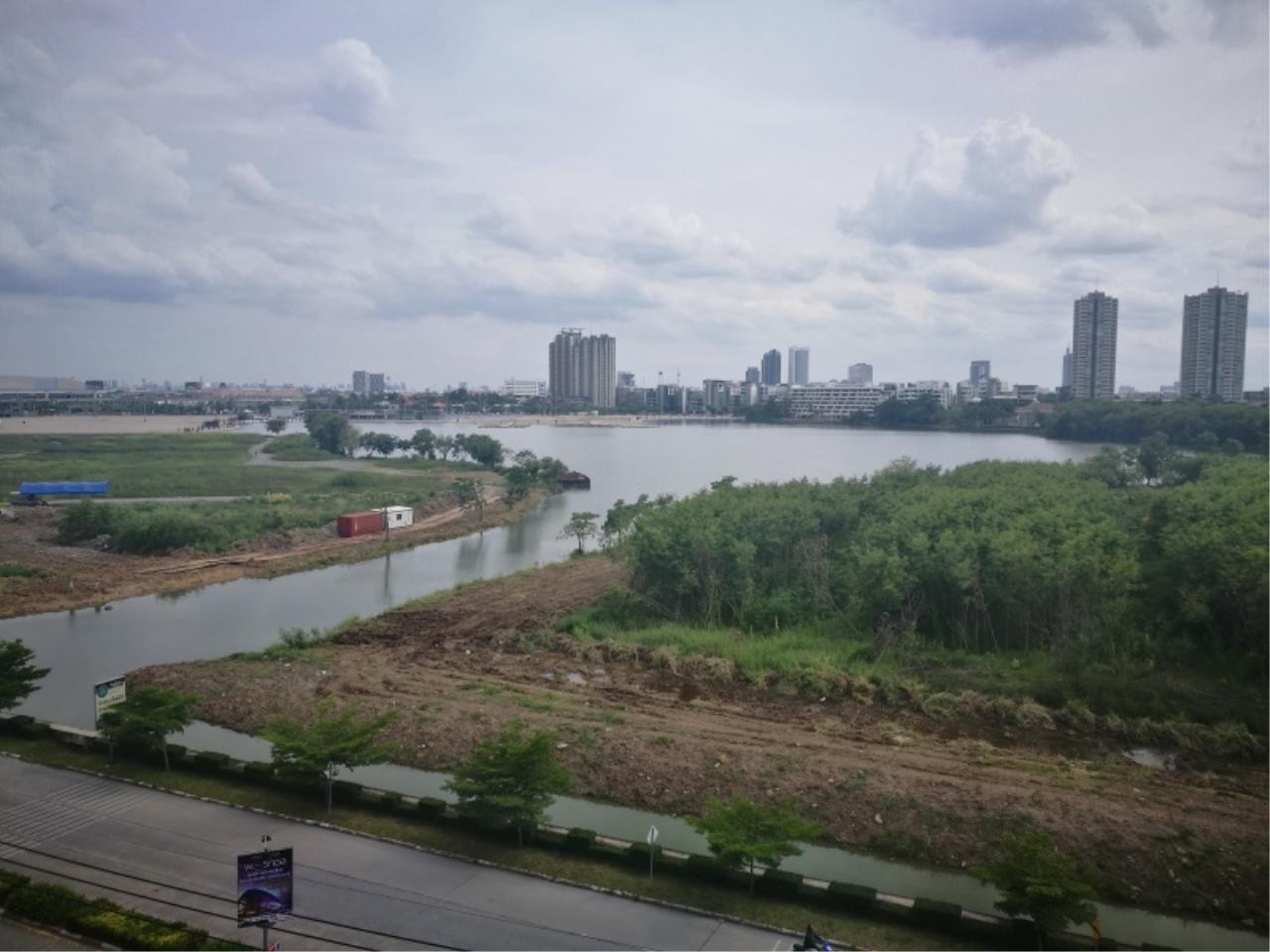 Century21 Skylux Agency's Double Lake Muang Thong Thani / Condo For Rent / 2 Bedroom / 57 SQM / Mueng Thong Thani / Bangkok 10