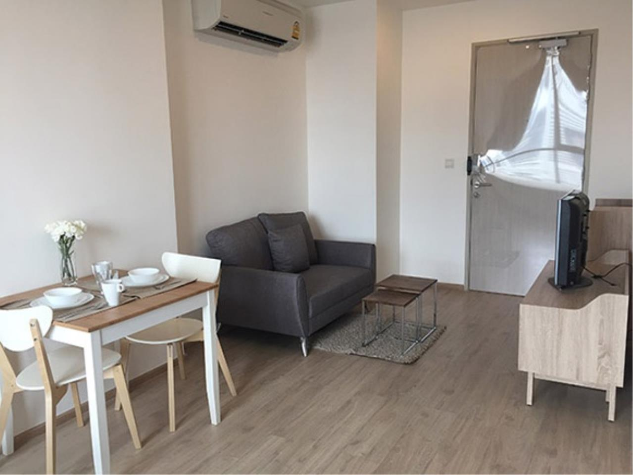 Century21 Skylux Agency's Ideo Q Chula-Samyan / Condo For Rent / 1 Bedroom / 28.9 SQM / MRT Sam Yan / Bangkok 3