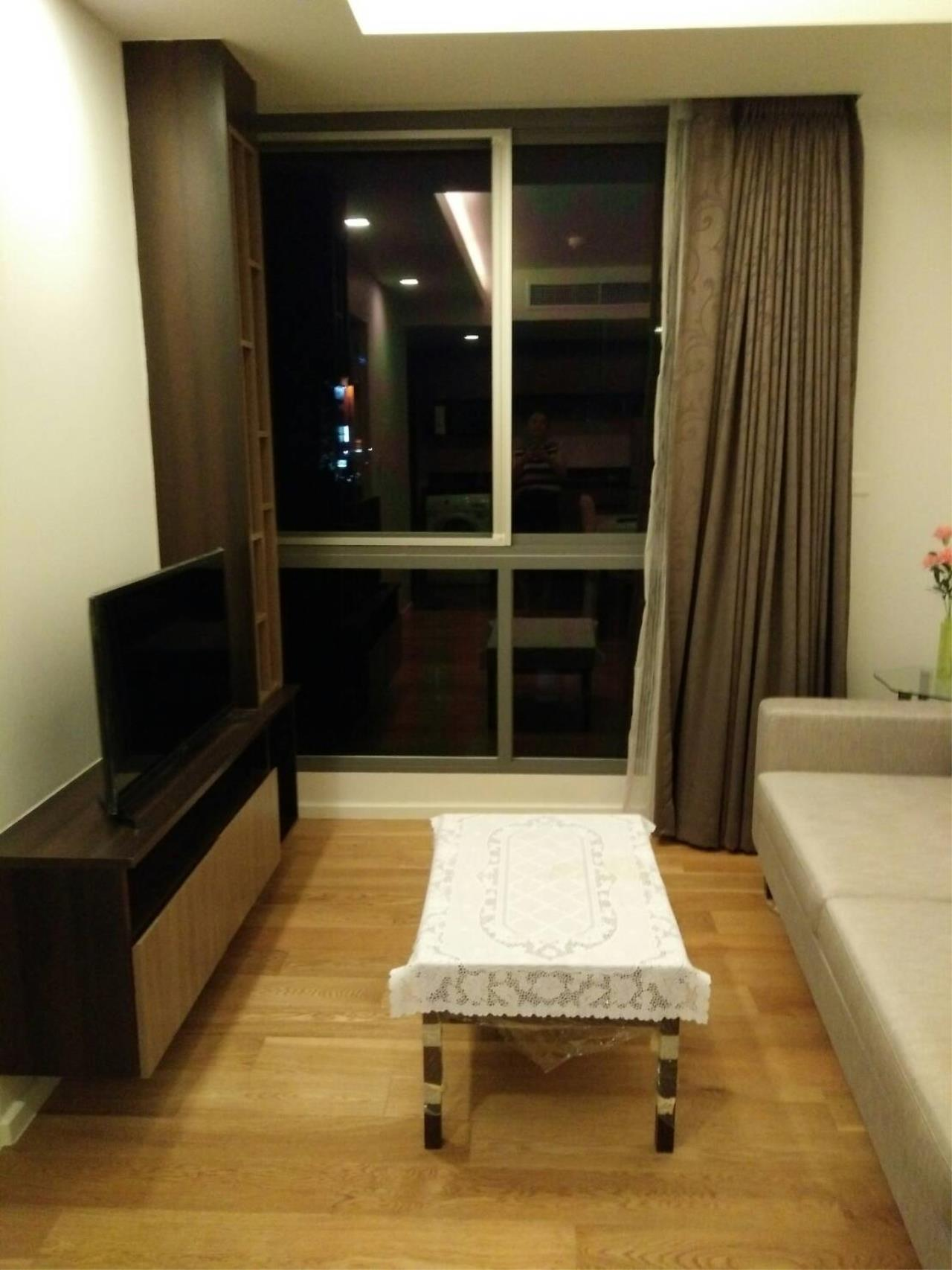 Century21 Skylux Agency's Focus Ploenchit / Condo For Rent / 1 Bedroom / 35 SQM / BTS Nana / Bangkok 1